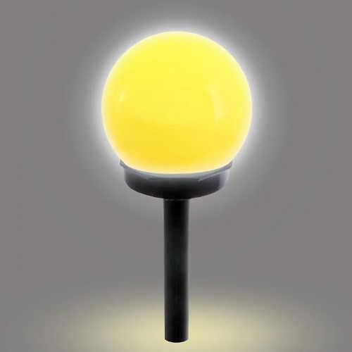 Moderné solárne svietidlo pre exteriér