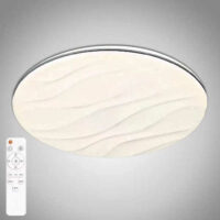 Moderné stropné svietidlo LED