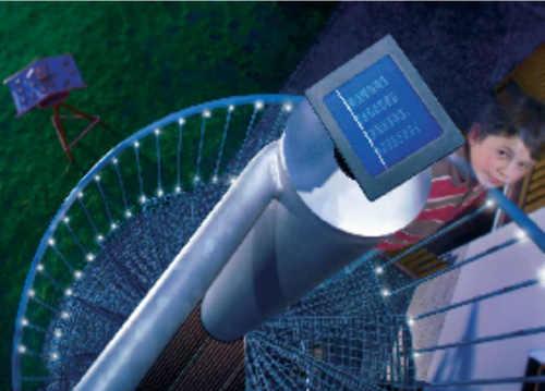 Solárne led svetelné reťaze pre vonkajšie