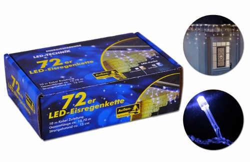 Vianočná LED svetelná reťaz nemeckej kvality