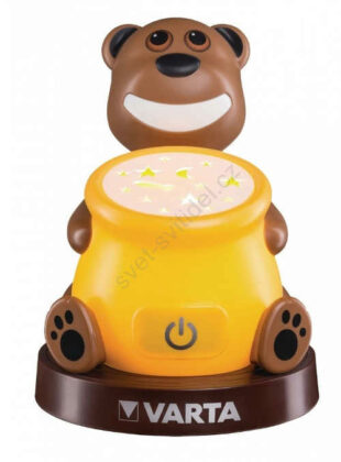 Detská LED lampa Teddy Bear